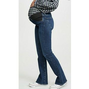 Citizens of Humanity Maternity Side Panel Jeans